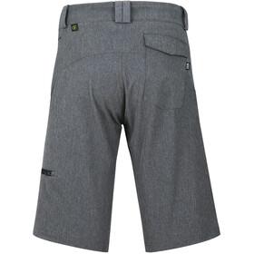 IXS Carve Digger Shorts Men, szary